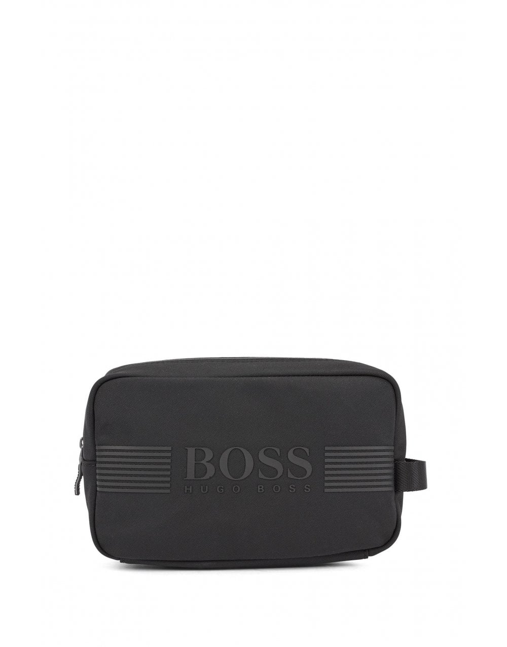 Hugo Boss Bags Pixel/_Washbag Wash Bag Men Black Brand New