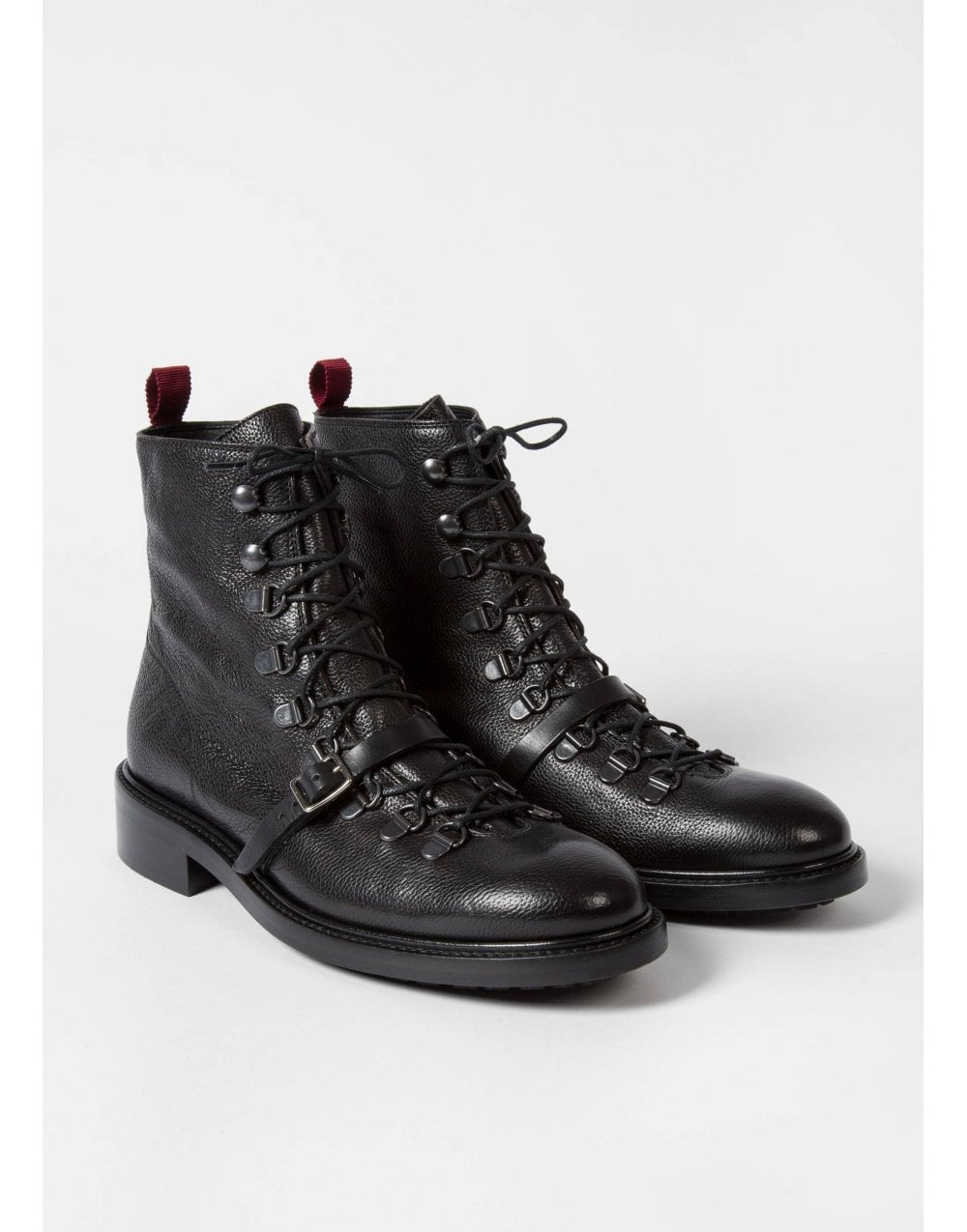Paul Smith Pepper Lace Up Hiker Boots
